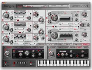 VST-Synth Waldorf Largo