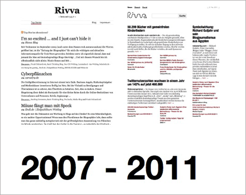 Post image for Rivva down, Commentarist offline, what's next?