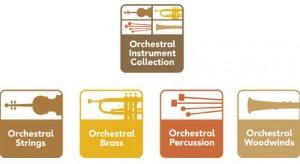 ableton samples 300x164 Ableton Orchestral Instrument Collection im Test