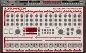 Drumazon VST-Drummachine