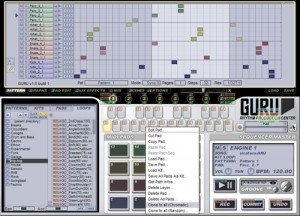 FX Pansion Guru VST-Drumsampler