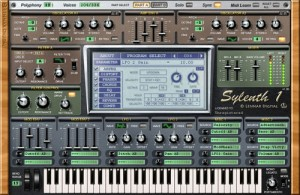VST-Synth Sylenth1