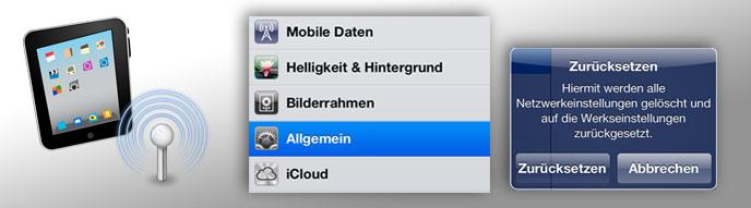3G-Probleme mit dem neuen iPad 3: das kann man tun